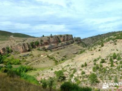 Valle de los Milagros - Parque Natural Cueva de la Hoz;senderismo segovia viajes de un dia